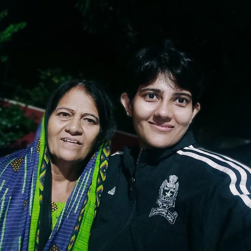 IPS Ilma Afroz Success Story