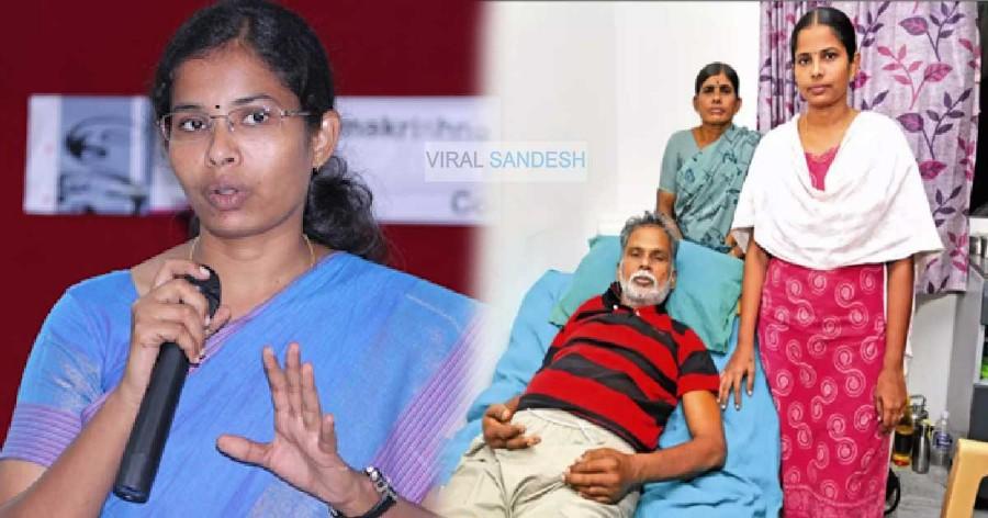 C Vanmathi Success Story