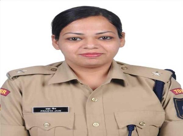 IPS Dr Pragya Jain Marksheet