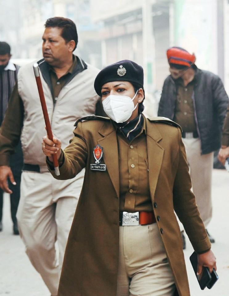 IPS Dr Pragya Jain