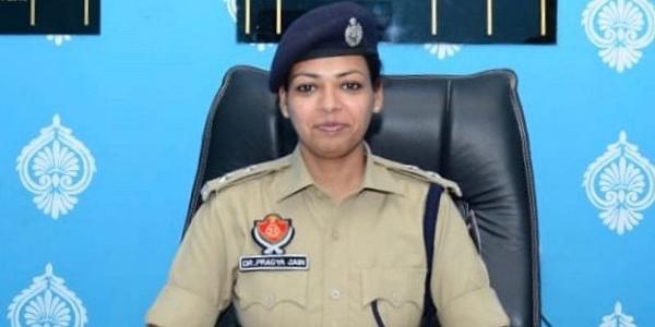 IPS Pragya Jain