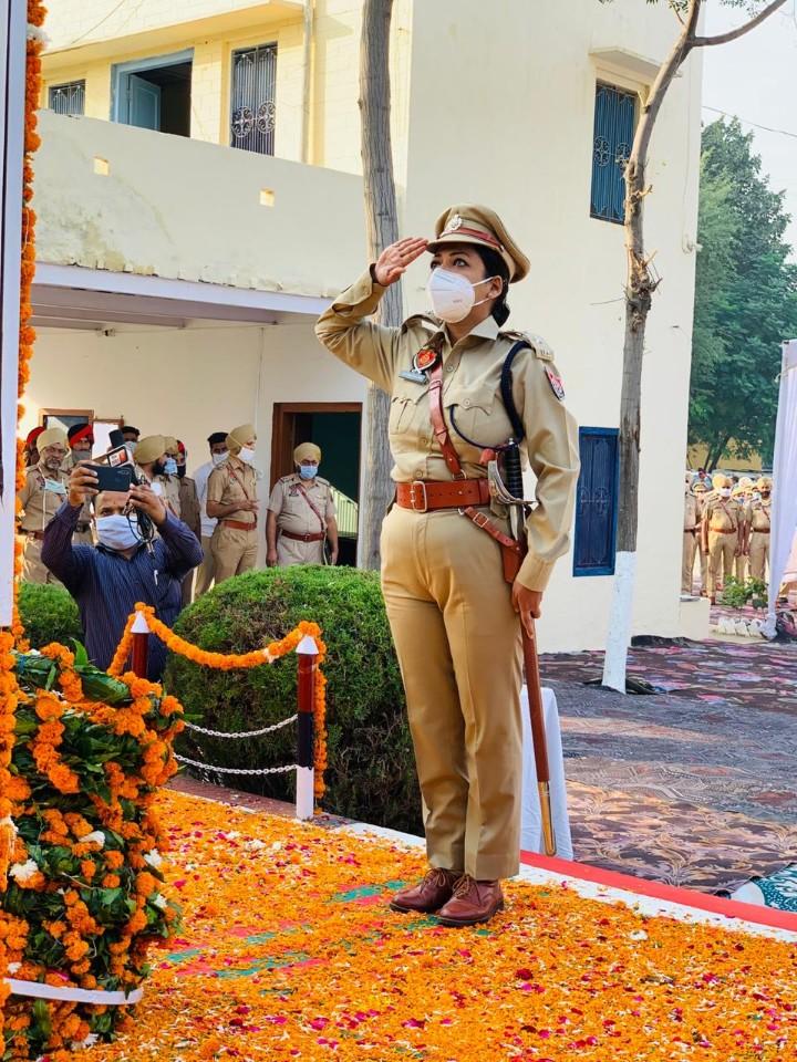 Pragya Jain IPS officer