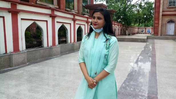 Razia Sultan First Muslim Women DSP